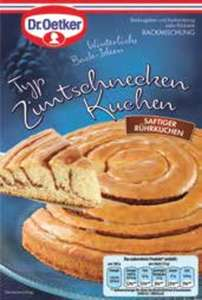 Dr. Oetker Winter Backmischung