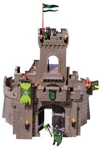 PLAYMOBIL ® Wolfsritter-Festung