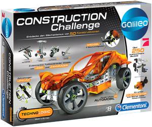 CLEMENTONI ® Construction Challenge