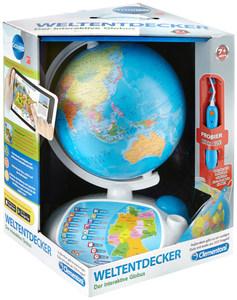 CLEMENTONI® Weltentdecker interaktiver Globus