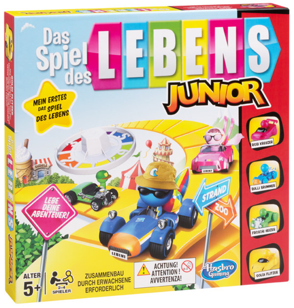 Junior Spiele