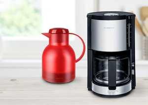 Krups Kaffeemaschine mit Emsa Thermoskanne