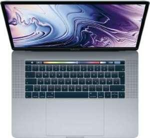"""MacBook Pro 15"""" 2018 mit Touch Bar"""