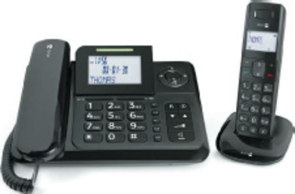 doro Comfort 4005  Combo mit Anrufbeantworter