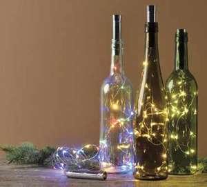 LED Flaschenlichter