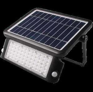 LED-Solar Sensor-Außenleuchte