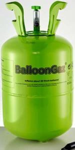 Heliumgasflasche