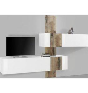 cultan wohnwand nussbaum s gerau massiv lack wei von porta m bel ansehen. Black Bedroom Furniture Sets. Home Design Ideas