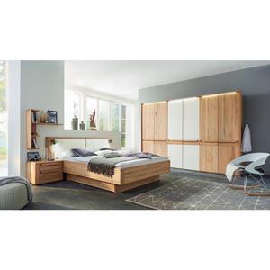 h lsta schlafzimmer fena balkeneiche furniert von hardeck. Black Bedroom Furniture Sets. Home Design Ideas