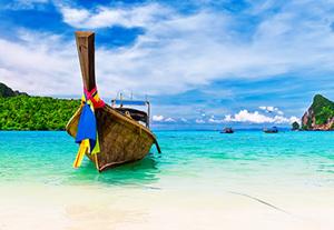Vietnam – Kambodscha – Thailand Rundreise & Baden  Kultur, Natur und paradiesische Strände