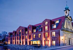 Deutschland - Lüneburg  DORMERO Hotel Altes Kaufhaus