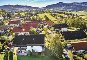 Deutschland - Bayerischer Wald  Ferienparadies am Weberfeld