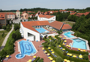 Deutschland - Bayerisches Bäderdreieck  Hotel Summerhof - Bad Griesbach