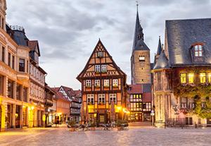 Deutschland - Harz  Hotel Zum Schwan - Nachterstedt