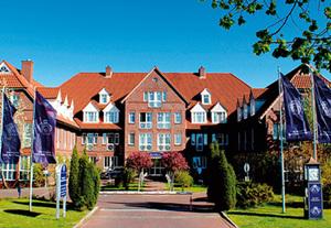 Deutschland - Mecklenburgische Seenplatte  Royal Inn Park Hotel Fasanerie - Neustrelitz