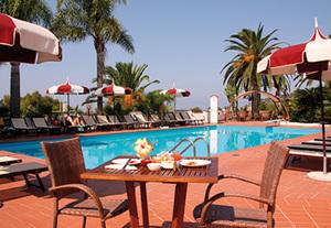 Italien - Kalabrien  Hotel Baia del Capo