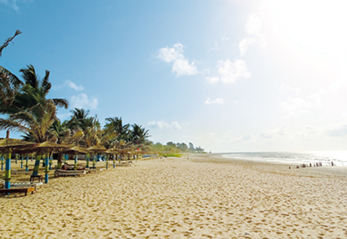 Bild 1 von Gambia  Afrika für Einsteiger