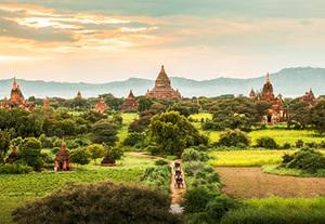 Myanmar Rundreise  Land der goldenen Träume