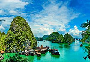 Vietnam Rundreise & Baden  Exotische Welten