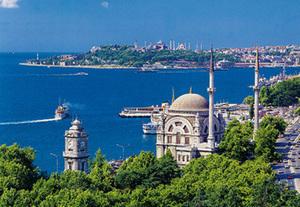 Türkei - Rundreise  Rundreise Istanbul und Westtürkei