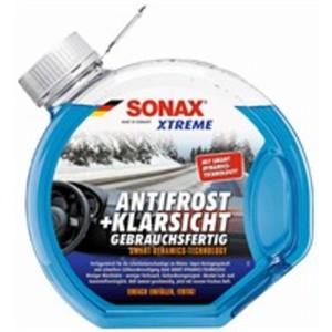 SONAX 232400 XTREME AntiFrost+KlarSicht Winter-Scheibenreiniger, bis -20°, 3 Liter