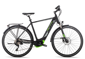KTM MACINA SPORT LTD 10 Herren 2019 | 56 cm | black matt/grey light green