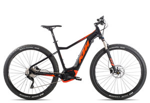 KTM MACINA RACE LTD 29.10 2019 | 48 cm | black matt/toxic orange