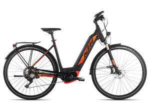 KTM MACINA SPORT LTD 11 Wave 2019 | 51 cm | black matt/orange