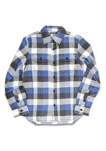Vans Alameda - Hemd für Jungs - Blau