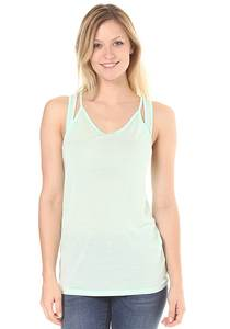 Bench Beach Racerback - Top für Damen - Grün