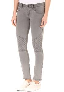 Volcom Rockout Skinny - Jeans für Damen - Grau