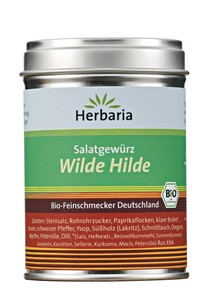 Herbaria Bio Wilde Hilde 100 g