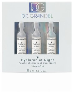 Dr. Grandel  Hyaluron at Night Ampullen 3 x 3 ml