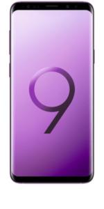 Samsung Galaxy S9+ 256GB grau