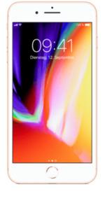 iPhone 8 Plus 256GB Space Grau