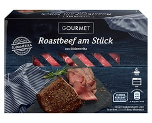 GOURMET Roastbeef am Stück
