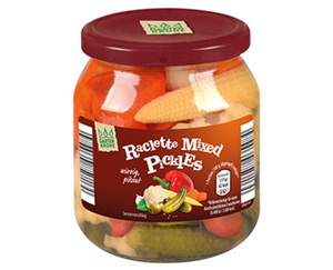 GARTENKRONE Raclette Mixed Pickles