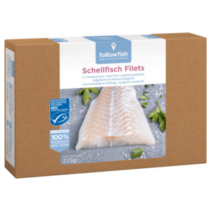 Followfish MSC Schellfisch-Filets 225g