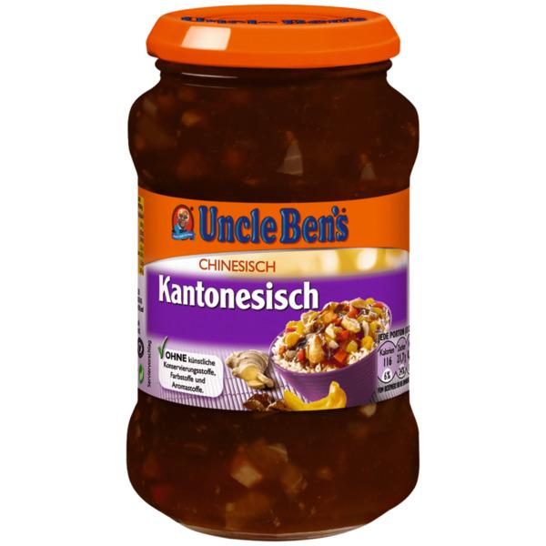 Uncle Ben's Sauce Chinesisch-Kantonesisch 400g