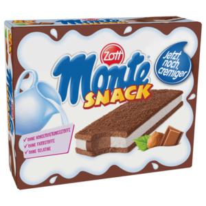 Zott Monte Snack Schoko 8x29g