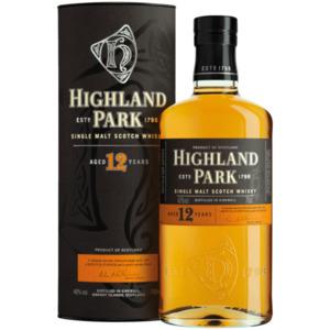 Highland Park Single Malt Scotch Whisky 0,7l
