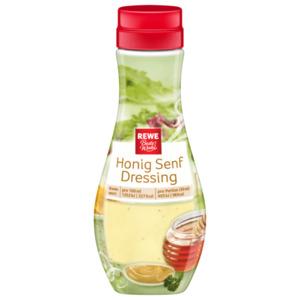 REWE Beste Wahl Honig Senf Dressing 250ml