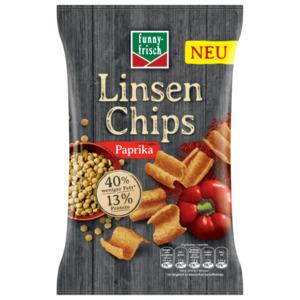 Funny Frisch Linsen Chips Paprika 90g