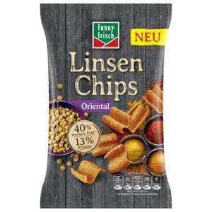 Funny Frisch Linsenchips Oriental 90g