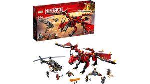 LEGO Ninjago - 70653 Mutter der Drachen