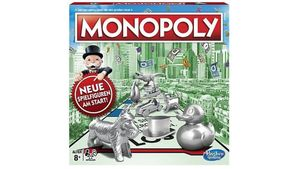 Hasbro Gaming - Monopoly Classic - deutsche Version