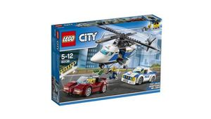 LEGO City - 60138 Rasante Verfolgungsjagd