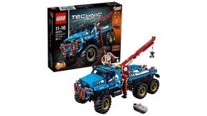 LEGO Technic - 42070 Allrad-Abschleppwagen
