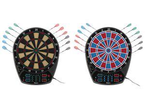 CRIVIT® Elektronik-LED-Dartboard