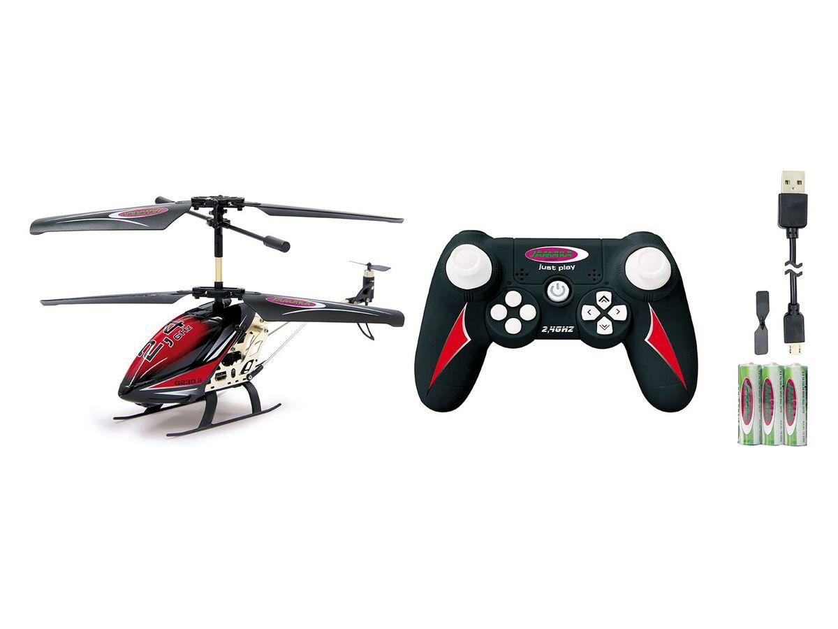 Bild 5 von JAMARA Quadrocopter Q18.3 / Helicopter G230.8